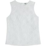 Kenzo Dots & Stripes Fancy Cotton Top