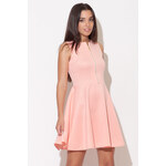Šaty K098 růžová S