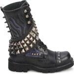 New Rock Kotníkové boty MURDOCH New Rock