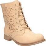 Jenny Fairy šněrovací bota vysoká WSS14-068