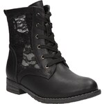 Jenny Fairy šněrovací bota vysoká WSS14-061