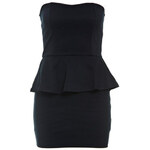 Terranova Peplum dress