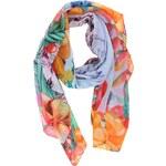 Barevný vzorovaný šátek Desigual