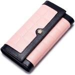 Dámská peněženka Nucelle Selenna - růžová