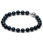 Náramek z černých perel