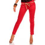 Queen O.F. Elegantní kalhoty - dle obrázku - 40(L)