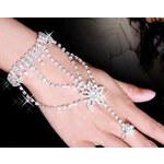 I-Moda Souprava náramku a prstýnku DAMSON d-biz15
