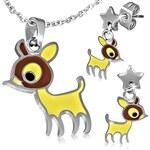 I-Moda Souprava dětských šperků DAMSON th-set169