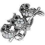 I-Moda Dámský prsten OWL DAMSON th-fra261