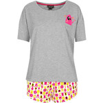 Topshop Alien Tee and Shorts PJ Set
