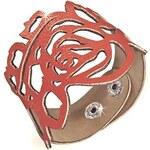 DAMSON Dámský kožený náramek th-bhy527 - dle obrázku