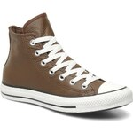 SALE -30% : Converse (Women) - Chuck Taylor All Star Leather Hi W (Brown)