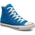 Converse (Women) - Chuck Taylor All Star Seasonal Hi (Blue)