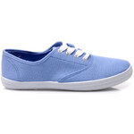 Modré okouzlující dámské tenisky