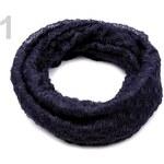 Stoklasa Nákrčník pletený (1 ks) - 1 modrá pařížská