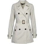 Tally Weijl Grey Light Trench Coat