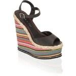 Humanic sandál na podpatku