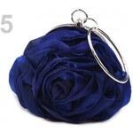 Stoklasa Slavnostní kabelka ROSE satén (1 ks) - 5 modrá námořnická