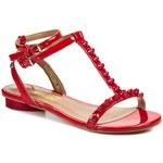 Sandály LOVE MOSCHINO - JA16341C0ZJC0500 Rosso