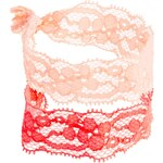 ASOS Limited Edition Lace Bracelet or Hairband
