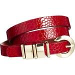 ASOS Chunky Metal Keeper Waist Belt