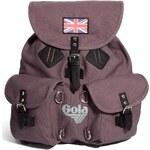 Gola Mckellen Canvas Backpack in Purple