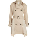 Topshop **Victor Trech Coat by Jovonna