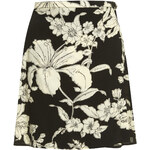 Topshop **D-Ring Wrap Skirt by Motel