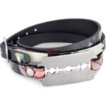 McQ Alexander McQueen Razorblade Wrap-Around Bracelet