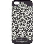 Kryt na mobil iPhone5 Lace silver