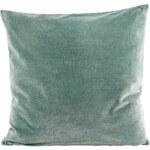 Povlak na polštář Velvet Dusty green 50x50