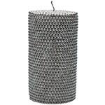 Svíčka Pearl Grey 14 cm