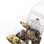 Lisovaný zelený čaj s levandulí, růží a měsíčkem - 9 ks