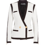 Balmain Bi-Color Blazer