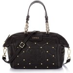 Guess Laetitia Box Satchel Bag