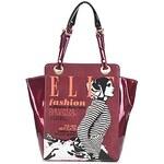 Elle Velké kabelky / Nákupní tašky COVER BAG Elle