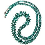 Dupond durand Collier Collier Tanzania, turquoise