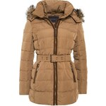 Esprit Collection Daunenjacke golden steppe