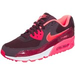 Nike Sportswear AIR MAX 90 Sneaker deep burgundy/hyper punch/team action red