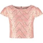 Miss Selfridge Top pink