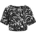 Topshop Bluse black