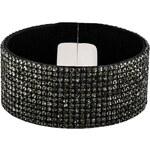 sweet deluxe INA Armband silver/black diamond