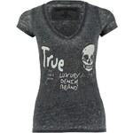 True Religion TShirt print black