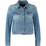 7 for all mankind EASY TRUCKER Jeansjacke indigo stone bleached