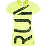 Reebok Funktionsshirt solar yellow