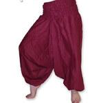 EU Kalhoty šaravary jb-026bo - dle obrázku - Uni(S-L)