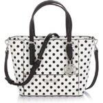 Guess Delaney Petite Polka Dots Tote Bag