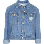 Topshop MOTO Vintage Western Jacket