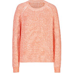 3.1 Phillip Lim Cotton Blend Waffle Knit Pullover