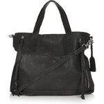 Topshop Slouchy Leather Shoulder Bag